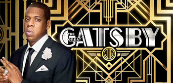 Jay-Z / The Great Gatsby