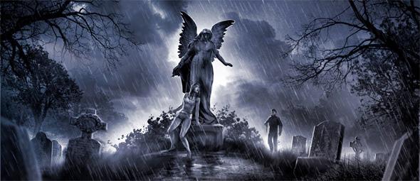 Halloween Remake Pitch - Graveyard