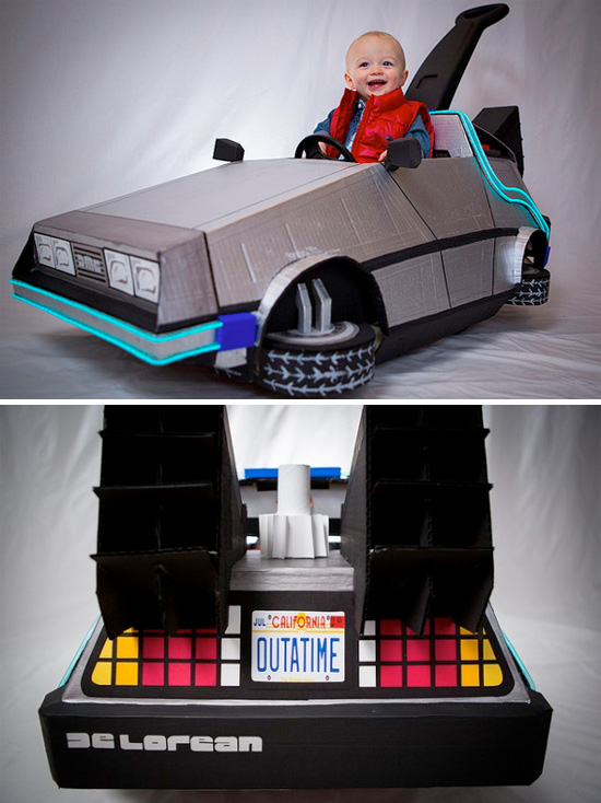 Halloween 2012 - Marty McFly from Back to the Future
