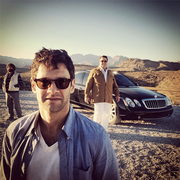 The Hangover 3 - Instagram First Look 2