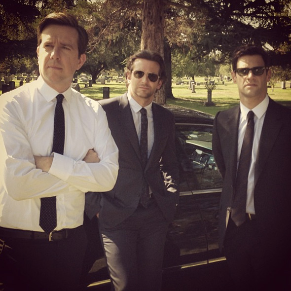 The Hangover 3 - Instagram First Look 4