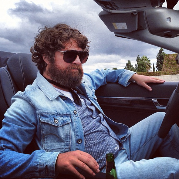 The Hangover 3 - Instagram First Look 5