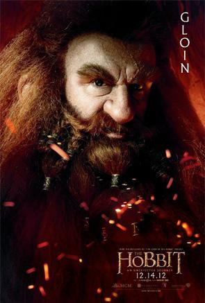 The Hobbit - Gloin