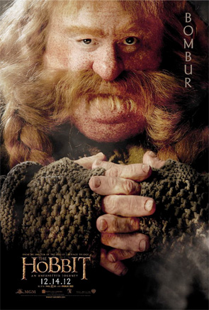 The Hobbit - Bombur