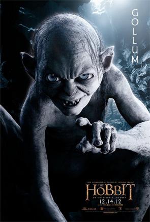 The Hobbit - Gollum