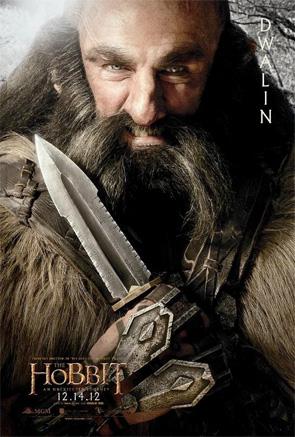 The Hobbit - Dwalin