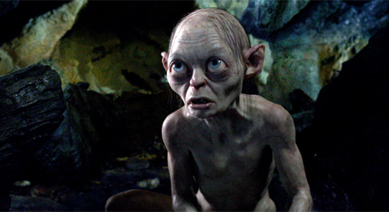 The Hobbit: An Unexpected Journey - Gollum