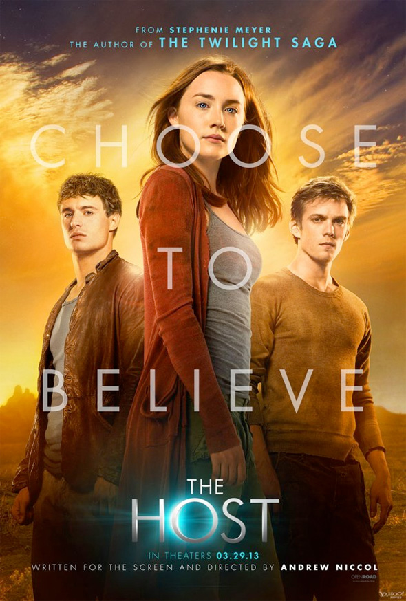 The Host - Believe Poster