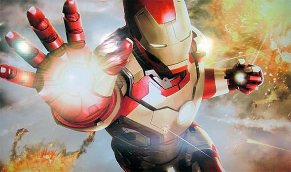 Iron Man 3 - Promo Poster
