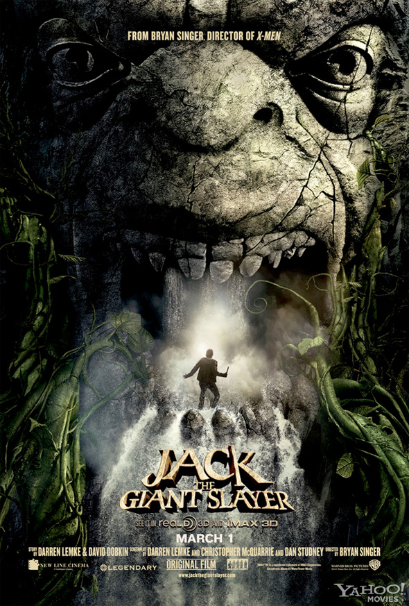 Jack the Giant Slayer - Cave Poster