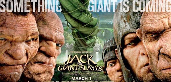 Jack the Giant Slayer - Giant Banner