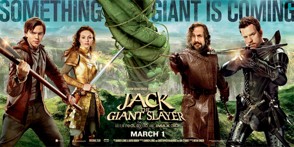 Jack the Giant Slayer - Human Banner
