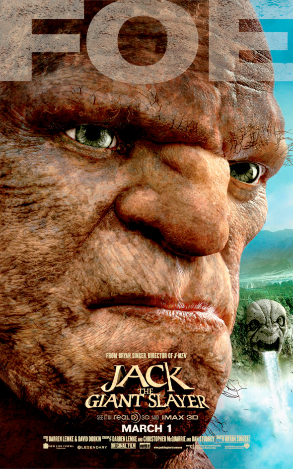 Jack the Giant Slayer - Foe Poster