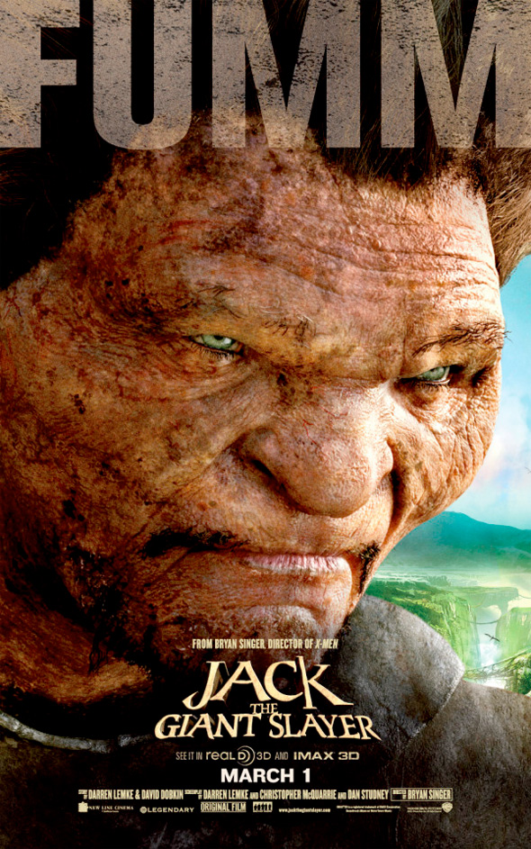Jack the Giant Slayer - Fumm Poster