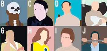 James Bond Alphabet