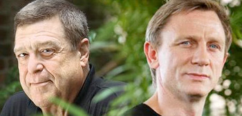 John Goodman / Daniel Craig