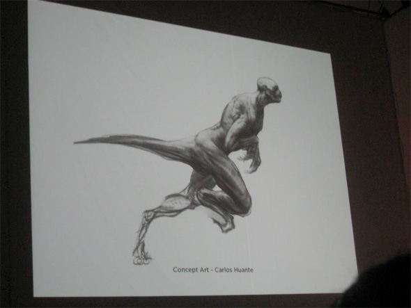Jurassic Park 4 - Abandoned Concept Art 5