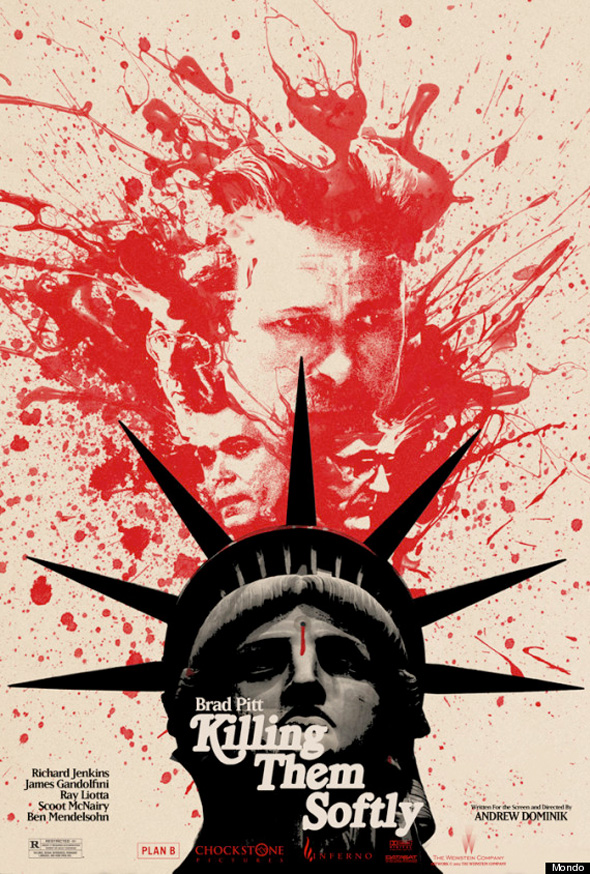 Killing Them Softly - Artistic Poster 1
