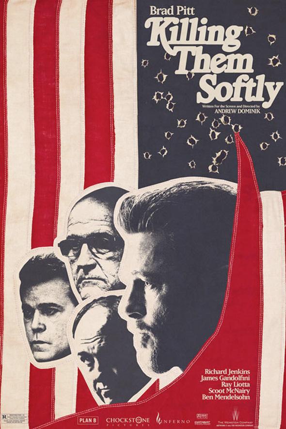 Killing Them Softly - Fandango Poster 1