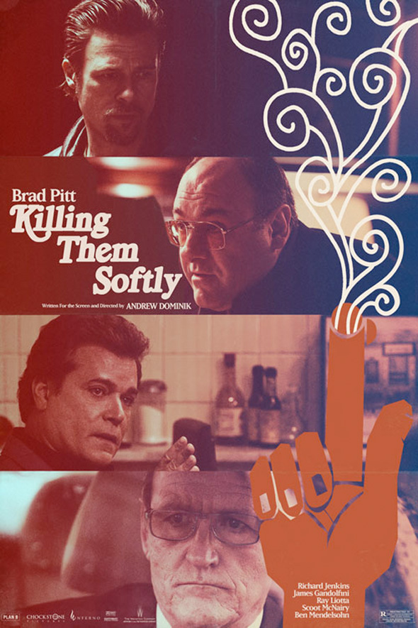 Killing Them Softly - Fandango Poster 2