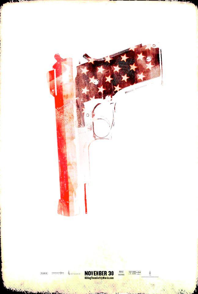Killing Them Softly - Final Alternate Poster