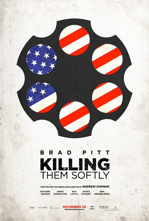 Killing Them Softly - Vice Poster 1