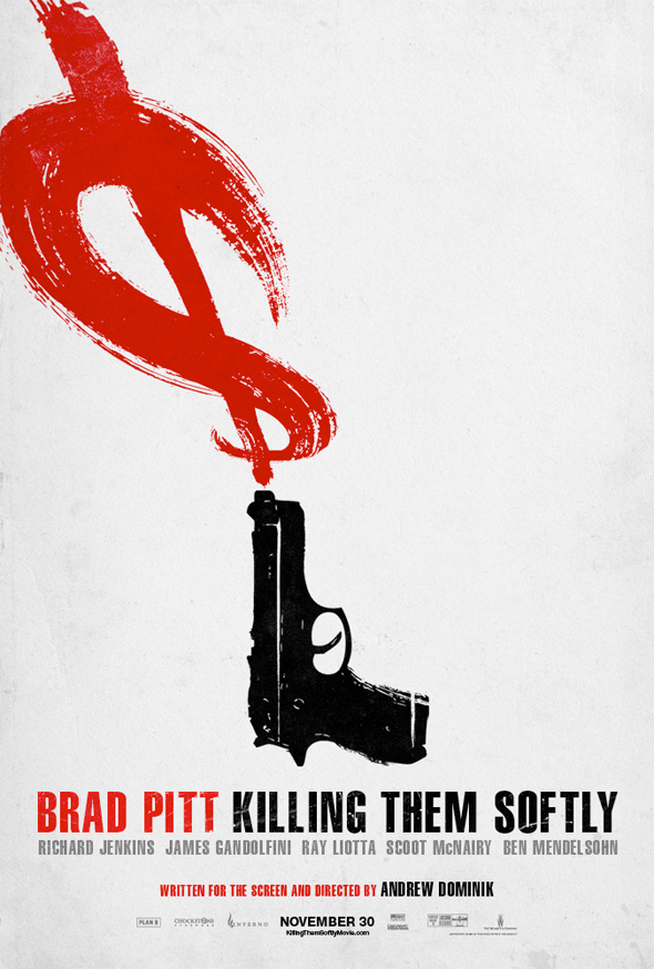 Killing Them Softly - Vice Poster 2
