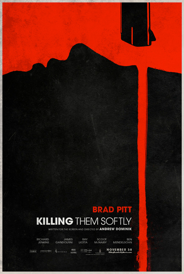 Killing Them Softly - Vice Poster 3