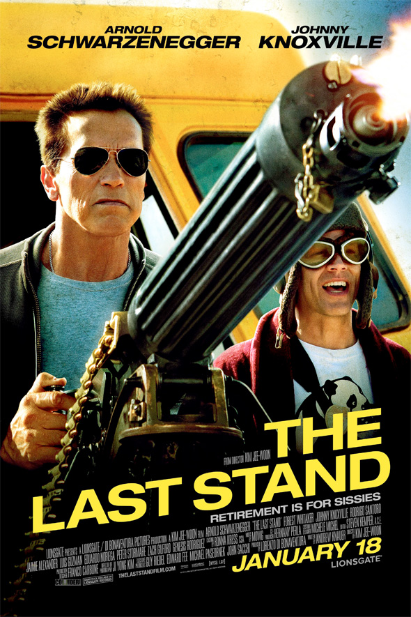 The Last Stand - Poster