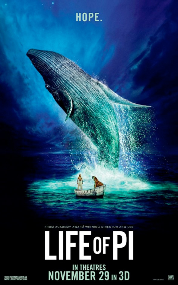 Life of Pi - Hope Poster
