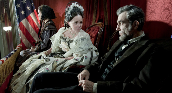 Lincoln - Sally Field and Daniel Day-Lewis