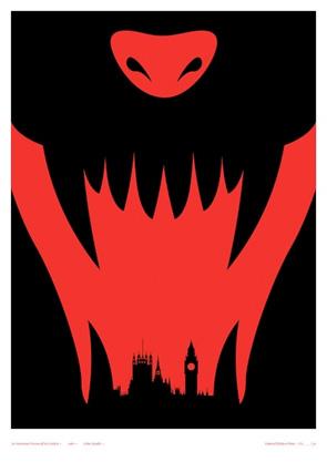 Little Print Shop of Horrors - An American Werewolf in London