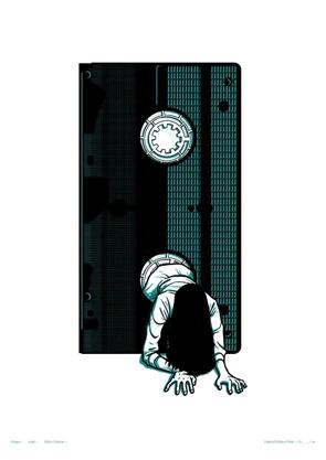 Little Print Shop of Horrors - The Ring/Ringu