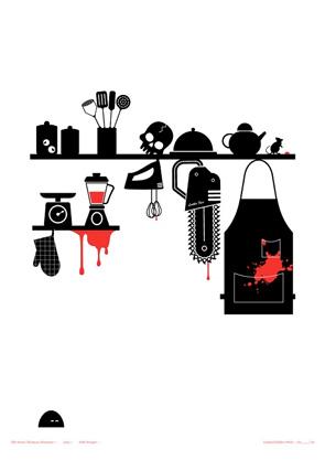 Little Print Shop of Horrors - Texas Chainasw Massacre