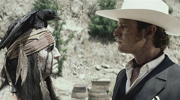 The Lone Ranger - MSN Photo 4