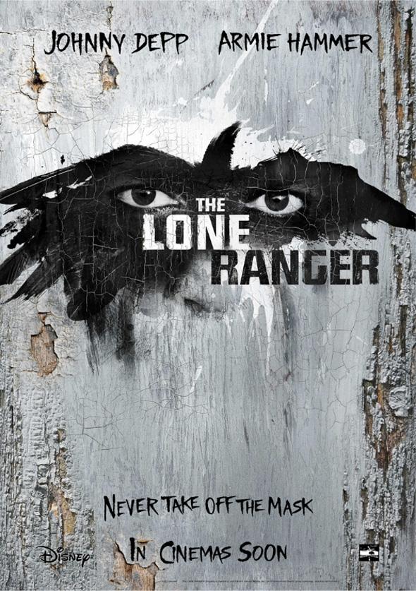 The Lone Ranger - Teaser Poster