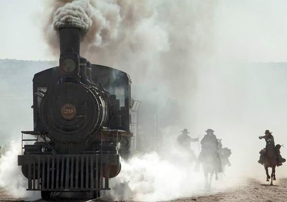 The Lone Ranger - Locomotive