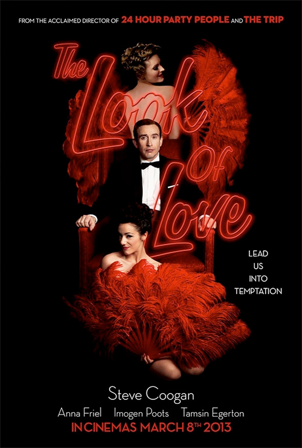 Look of Love - First Poster