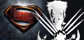Man of Steel / The Wolverine