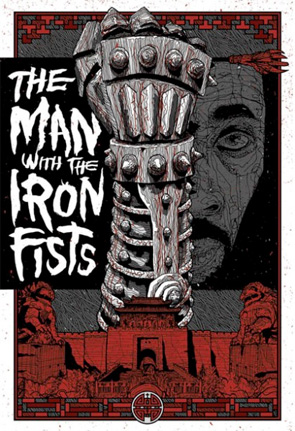 Man with the Iron Fists - Poster 6