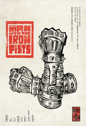 Man with the Iron Fists - Poster 8