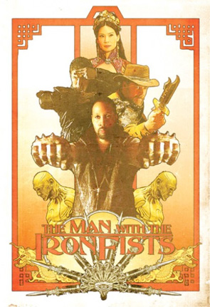 Man with the Iron Fists - Poster 9