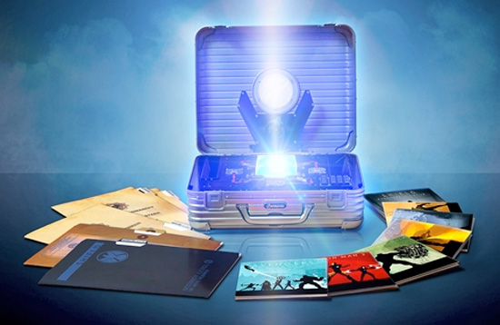 Marvel Cinematic Universe Phase One Box Set