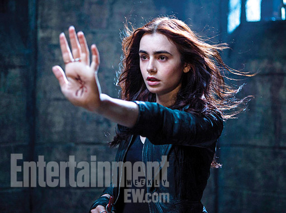 Mortal Instruments - First Look
