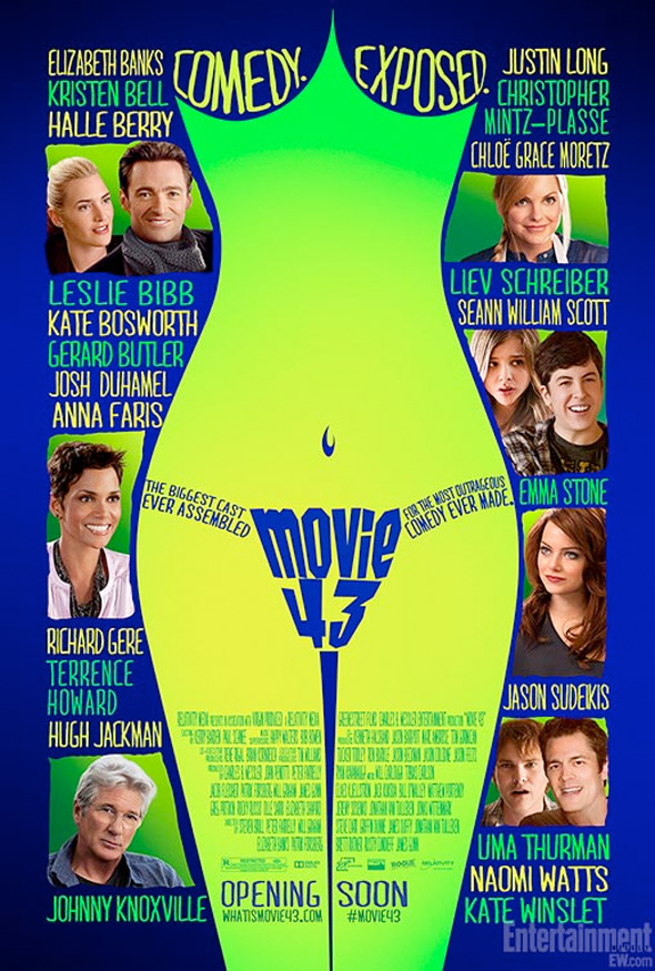 Movie 43 - Theatrical Poster