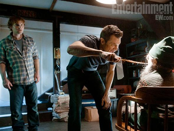 Movie 43 - Johnny Knoxville and Seann William Scott