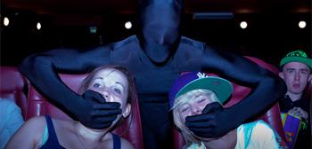 Movie Theater Ninjas