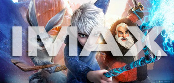 Rise of the Guardians IMAX