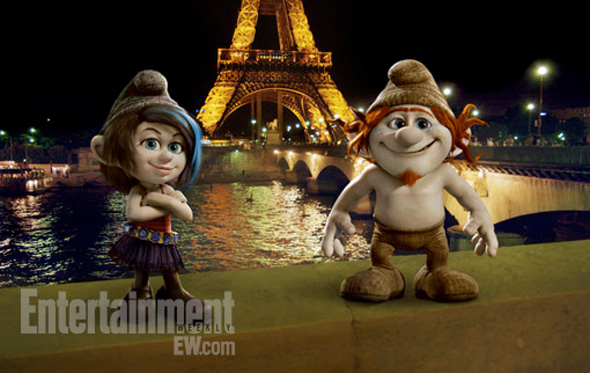 The Smurfs 2 - First Look - The Naughties