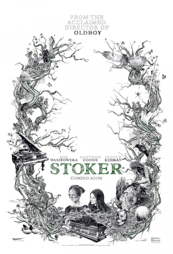 Stoker - First Poster